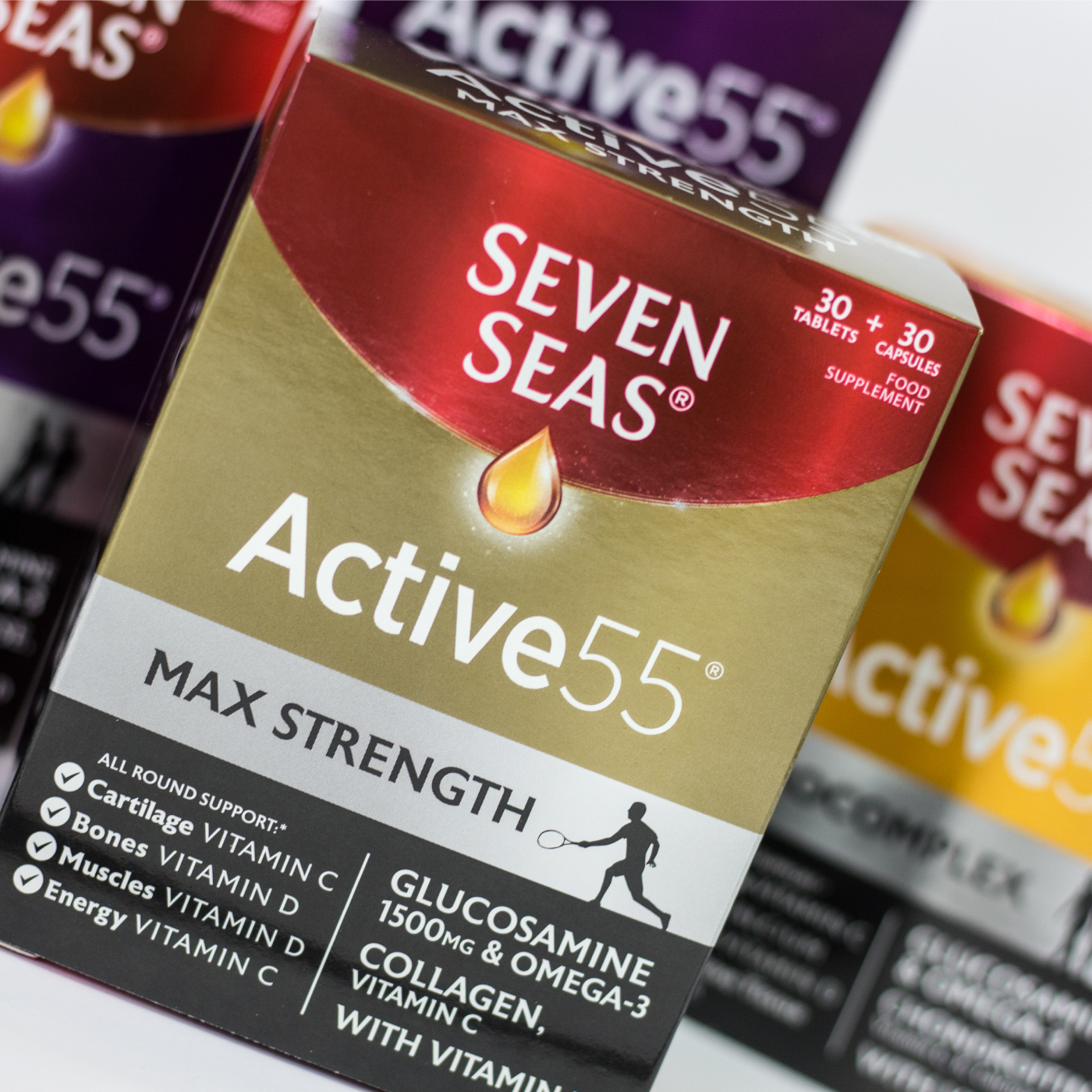 Active55® Packaging