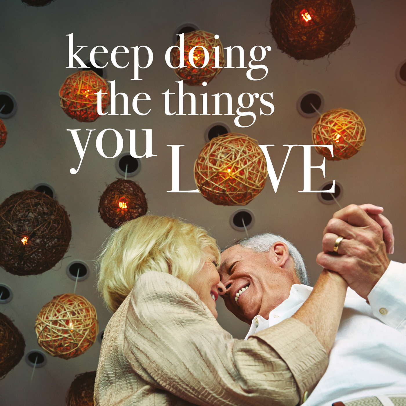 Keep Doing The Things You Love